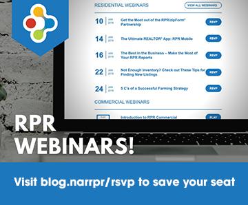RPR Webinars