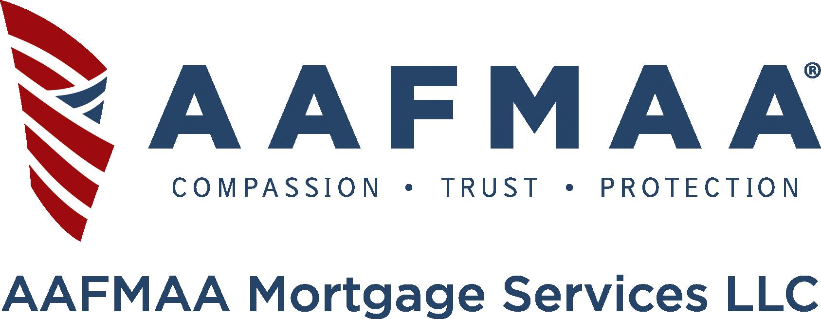 AAFMAA Mortgage Services Logo